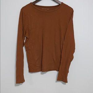 💗2/10$💗 American Eagle Long Sleeve Shirt